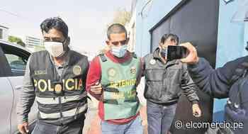 Feminicidio en el Callao: acusado de matar a luchadora Janet Mallqui seguirá en prisión - El Comercio Perú