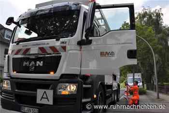 Kanalbauarbeiten in Frohlinde starten am Montag - Ruhr Nachrichten