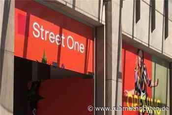 Street One am Marktplatz: Datum der Wiedereröffnung steht fest - Ruhr Nachrichten