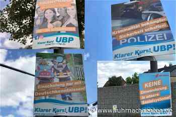 Mittwoch in Castrop-Rauxel wichtig: Wahlplakat-Analyse und Wiederaufnahme eines Mordfalls - Ruhr Nachrichten