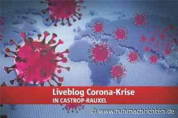 Coronavirus: Ein neuer Corona-Fall in Castrop-Rauxel - Ruhr Nachrichten
