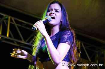 MaisPB • Danieze Santiago comanda live neste sábado, direto de JP - MaisPB