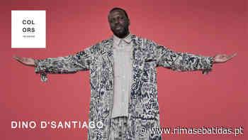 Dino D'Santiago apresenta tema inédito no A COLORS SHOW - Rimas e Batidas