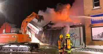 Treherne fire destroys local food store - Winnipeg | Globalnews.ca - Global News