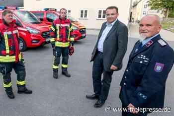Stadt rüstet Feuerwehren für die Zukunft aus - Freie Presse