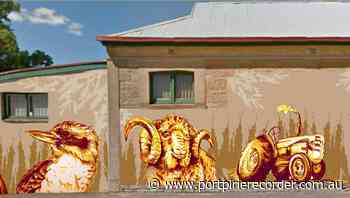 Crystal Brook residents share ideas for mural project | The Recorder | Port Pirie, SA - The Recorder