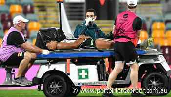 AFL query boots involved in Quaynor injury | The Recorder | Port Pirie, SA - The Recorder
