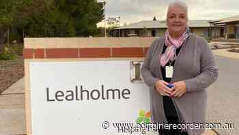 Lealholme Port Pirie welcome residential services manager Carole Heath | The Recorder | Port Pirie, SA - The Recorder