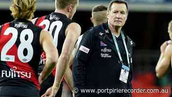Worsfold urges cool heads for Bombers | The Recorder | Port Pirie, SA - The Recorder