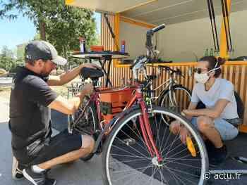 """Seine-et-Marne. Journée réparation de vélos """"Recyclo"""" à Lognes - actu.fr"""