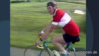So sah es vor 35 Jahren beim Triathlon in Bad Zwischenahn aus - buten un binnen