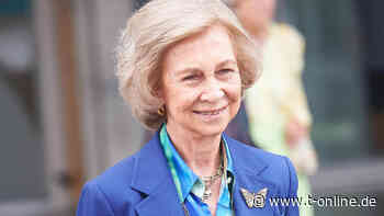 Royals: Was Spaniens Ex-Königin Sofia ohne Juan Carlos treibt - t-online.de