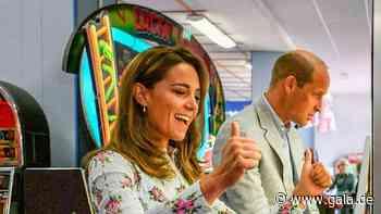 Prinz William und Herzogin Kate: Die Royals im Spielparadies - Gala.de