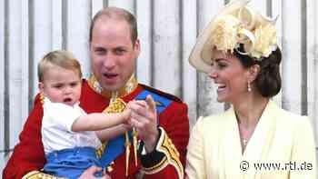 Prinz Louis: Dankeskarte zeigt neues Foto Mini-Royals - RTL Online