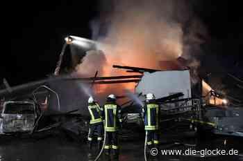 Fachwerkhaus in Stromberg brennt nieder - Die Glocke online