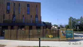 A Vertou, la nouvelle crèche interentreprises accueillera 30 enfants - actu.fr