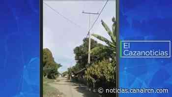El Cazanoticias: Habitantes de Hatillo de Loba pagan energía, pero no cuentan con el servicio - Noticias RCN