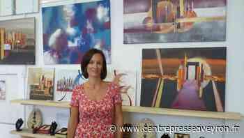 Exposition de Patricia Lambert et Laurence Cadenet - Centre Presse Aveyron