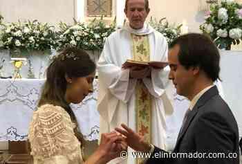 Matrimonio Arbeláez Jaramillo- Rojas Vives - El Informador - Santa Marta