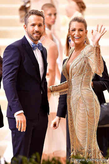 Taylor Swift verrät den Namen von Blake Livelys & Ryan Reynolds jüngster Tochter - GLAMOUR Germany