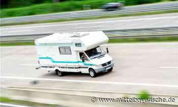 Nabburg: Wohnmobil rollt in die Naab - Region Schwandorf - Nachrichten - Mittelbayerische