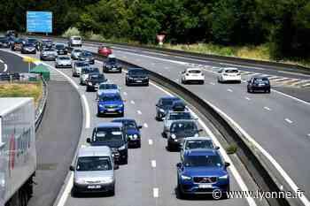 Un week-end encore très chargé sur les routes - L'Yonne Républicaine