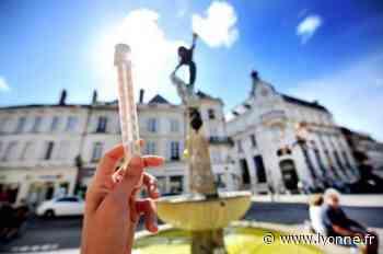 L'Yonne passe en vigilance jaune canicule ce jeudi 6 août - L'Yonne Républicaine