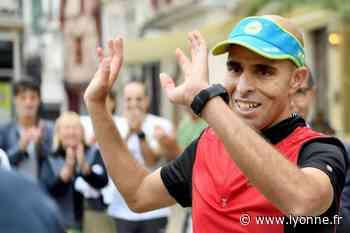 """Abder El Badaoui, après avoir achevé son aller-retour Auxerre-Dijon en courant : """"J'ai failli faire demi-tour"""" - Auxerre (89000) - L'Yonne Républicaine"""