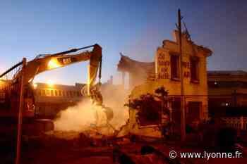 Auxerre : l'historique café-bistrot La Route est belle a été démoli - L'Yonne Républicaine