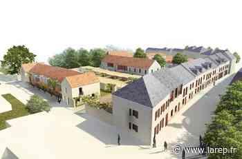 Un nouveau quartier va sortir de terre à Bellegarde, près du château - La République du Centre