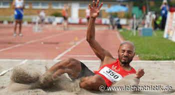 Deniz Almas' rasantes Rennen und 26 weitere Clips aus Weinheim - Leichtathletik