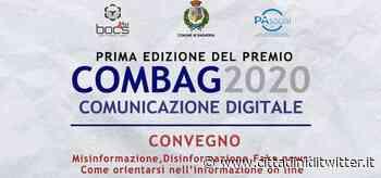 COMBAG2020 - L'11 agosto a Bagheria si assegna il premio per la comunicazione digitale - http://www.cittadiniditwitter.it/