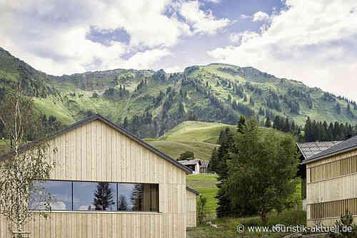 Vorarlberg: Neues Hotel im Bregenzerwald