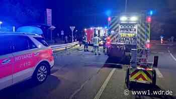 Rhein-Sieg: Verkehrsunfall mit Motorradfahrer