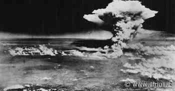 75° anniversario di Hiroshima e Nagasaki davanti alla base Usaf di Aviano - Il Friuli