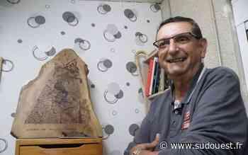 Jonzac : Jean-Claude Pelletant transforme la pyrogravure en art - Sud Ouest