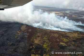 Drama ambiental por incendios en Entre Ríos y Santa Fe - Cadena 3