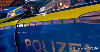 Weinheim: Schwarzer Mercedes kracht in Grundstück - Rhein-Neckar Zeitung