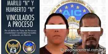 Rescatan a menor violentada y obligada a mendigar en Romita - Página Central