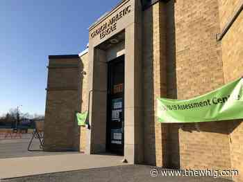 Kingston city council to consider moving COVID-19 testing centre - The Kingston Whig-Standard