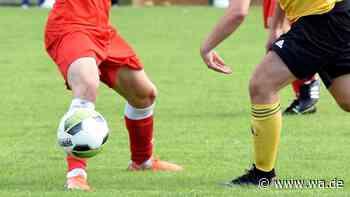 Corona-Verdachtsfall beim FC Overberge - wa.de