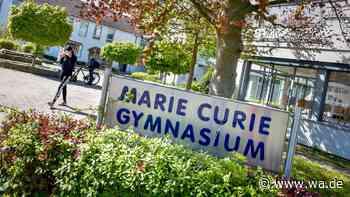 Marie-Curie-Gymnasium in Bönen bekommt neue Schulleitung - Westfälischer Anzeiger