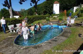 Ferien in der Fränkischen Schweiz: Kneipp, Wald, Fußball, Höhlen und Burgen