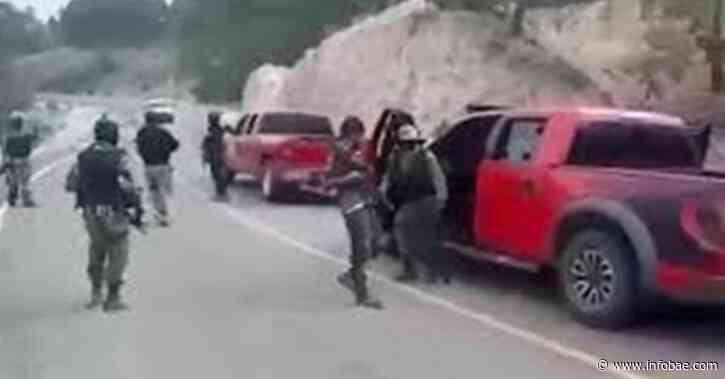 """Reportaron movilización de sicarios del CJNG en Tepalcatepec: sería la respuesta al video que amenaza a """"El Abuelo"""" - infobae"""