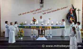 Erstkommunion in neun Gruppen - Region Kelheim - Nachrichten - Mittelbayerische