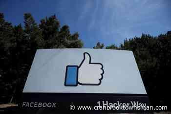 Facebook, citing virus misinformation, deletes Trump post - Cranbrook Townsman