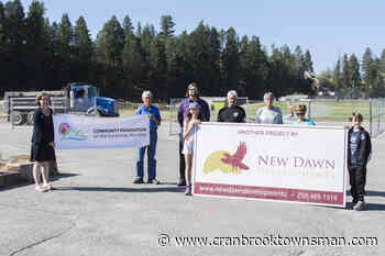 Construction for multi-use indoor facility underway - Cranbrook Townsman