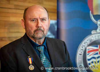 Cranbrook's Neil Cook awarded Order of B.C. - Cranbrook Townsman