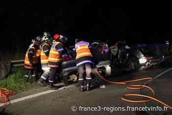 Senlis : quatre morts et trois blessés en urgence absolue dans un accident de la route - France 3 Régions
