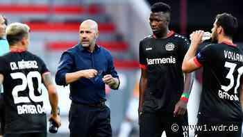 Fußball: Bayer Leverkusen spielt im Europa-League-Viertelfinale gegen Inter Mailand